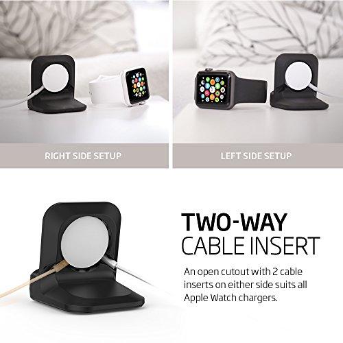 Apple Watch Stand, Spigen® [Charging Dock]