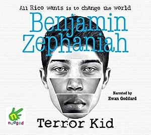 Terror Kid Audiobook
