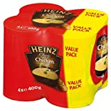 Heinz Cream of Chicken Soup 4 Pack 4x400g