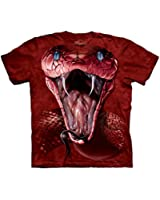 T-Shirt Adulte Unisexe The Mountain Mamba Rouge