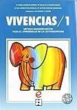 img - for Vivencias/ 1: m todo sensorio-motor para el aprendizaje de la lectoescritura book / textbook / text book