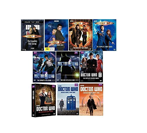 new-doctor-who-1-9-complete-series-dvds