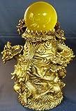 銅製「五龍財珠(ドラゴンボール付き)」