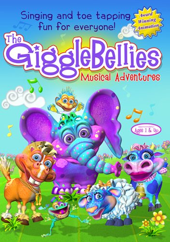 The GiggleBellies Musical Adventures