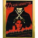 V for Vendetta [Blu-ray] (Color: color)