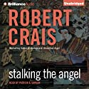 Stalking the Angel: Elvis Cole - Joe Pike, Book 2 Audiobook by Robert Crais Narrated by Patrick Lawlor