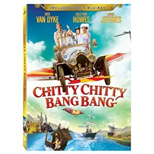 Chitty Chitty Bang Bang (Two-Disc Blu-ray/DVD Combo in Blu-ray Packaging) $4.99