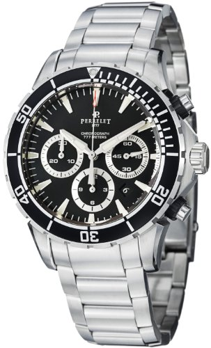 Perrelet Diver Seacraft Chronograph Men's Automatic Watch A1054-B