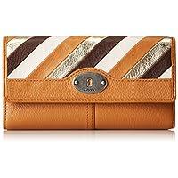Fossil Marlow Flap Clutch Wallet, Neu…