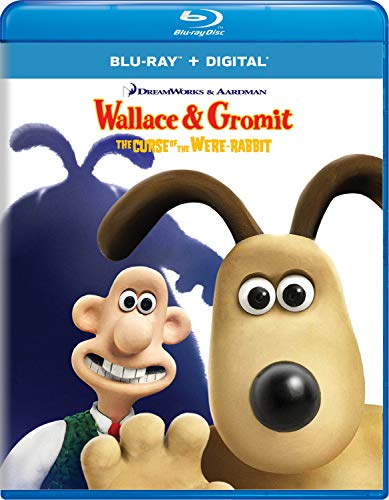 Blu-ray : Wallace & Gromit: Curse Of The Were-rabbit