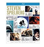 Steven Spielberg Directors Collection [Blu-ray]