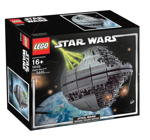 Lego Star Wars Death Star II (Discontinued by manufacturer)