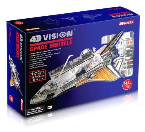 4D: Space Shuttle Model