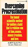 Overcoming Procrastination: Or How to Think and Act Rationally in Spite of Life's Inevitable Hassles (0451087585) by Ellis, Albert