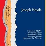 "in G major ""Surprise""1: Adagio Cantabile, Vivace assai: Symphony No.94 ~ Philharmonic Orchestra..."