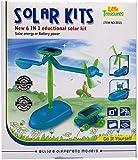 Little Treasures 6 In 1 Educational Solar Kit, Solar Power Toy Kit