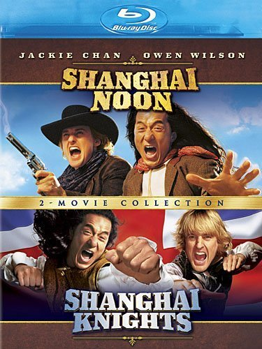 Shanghai Noon / Shanghai Knights (2-Movie Collection) [Blu-ray] by Touchstone Home Entertainment