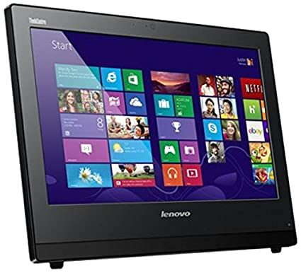 Lenovo Thinkcentre Edge 73Z (Intel Core i3 4130 processor, 4GB DDR3 RAM, 500GB HDD, 20 inch, Windows 8 Professional OS) All in one Desktop