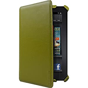 Kindle Fire Leather Case Cover by Marware by Marware (Kindle Accessories)
