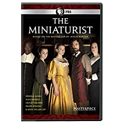 Masterpiece: The Miniaturist DVD