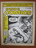 Inside Comics #1, Spring 1974. Robert Crumb, Neal Adams,