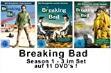 Breaking Bad - Season 1-3 (11 DVDs)