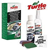 TURTLE WAX KIT DE RENOVATION OPTIQUE ET PHARE POLISH RESTORATION FG6690