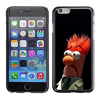 "A-type Colorful Printed Hard Protective Back Case Cover Shell Skin for 4.7"" iPhone 6 ( LOL Muppet )"