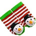 Snowman Rattle Sock