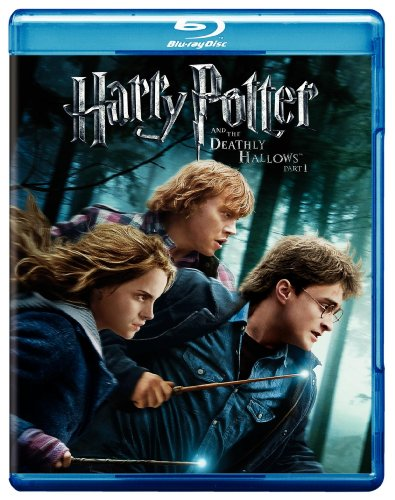 harry potter and the deathly hallows part 1 blu ray combo pack. Harry Potter and the Deathly Hallows, Part 1 [Blu-ray]