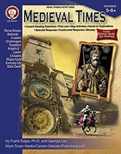 Carson Educational Products * MEDIEVAL TIMES