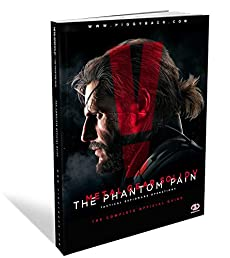 Metal Gear Solid V: The Phantom Pain: The Complete Official Guide