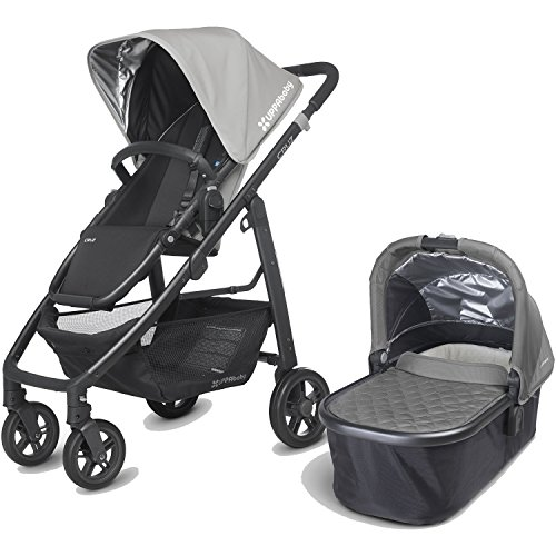 UPPAbaby Cruz Bassinet Stroller, Pascal - 1