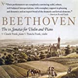 Beethoven: The 10 Sonatas for Violin & Piano
