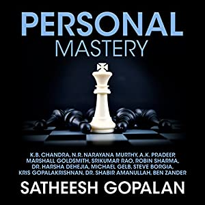 Personal Mastery Speech