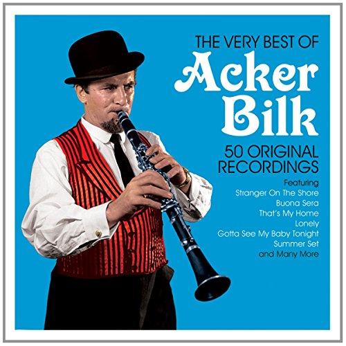 The Very Best Of Acker Bilk - Acker Bilk cover