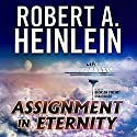 Assignment in Eternity Audiobook by Robert A. Heinlein Narrated by Bronson Pinchot