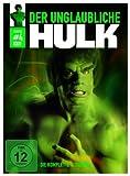 echange, troc Unglaubliche Hulk - Staffel 4 (DVD)5DVDs Min: 867DD2.0VB Koch Media