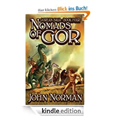 Nomads of Gor (Gorean Saga 4)