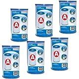 Intex 29000 - 6 cartouches de filtration 'A'