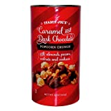 Trader Joe's Caramel and Dark Chocolate Popcorn Crunch