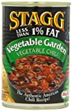 STAGG Vegetable Garden Chili 400 g (Pack of 6)