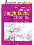 Initiation au métier d'architecte d'intérieur : Le croquis d'observation
