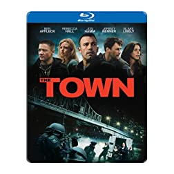 The Town (SteelBook Packaging) [Blu-ray]
