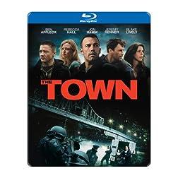 The Town (SteelBook Packaging) [Blu-ray]