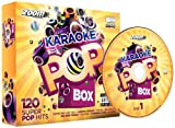 Zoom Karaoke Pop Box Party Pack - 6 CD+G Box Set - 120 Songs Zoom Karaoke