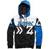 Fox Racing Mens Anthem Front Fleece Hoody Zip Sweatshirt by Fox Racing