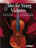 img - for Solos for Young Violinists, Vol 4: Selections from the Student Repertoire book / textbook / text book