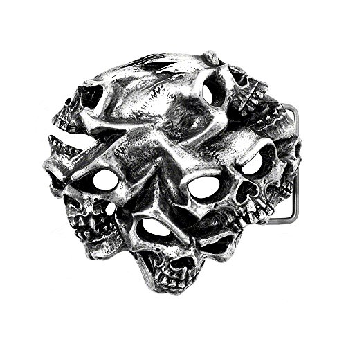 Alchemy Gothic (Metal-Wear) - Fibbia per Cinture - uomo * taglia unica