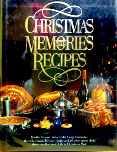 Christmas Memories With Recipes (Kitchen Arts & Letters) (Christmas Memories With Recipes compare prices)